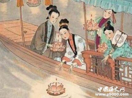 中元節歷史_中元節的發展歷程_中元節的歷史意義