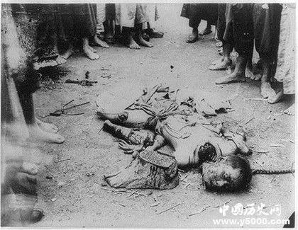 中国历史上的十大酷刑_十大酷刑有哪些_哪些朝代的酷刑最残忍_中国历史网
