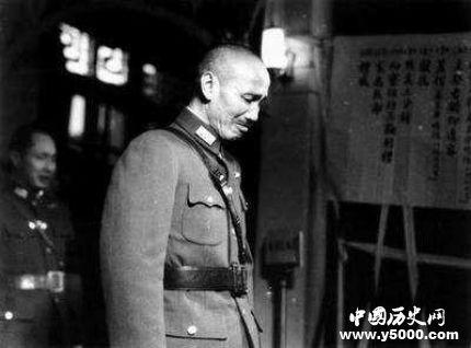 蒋介石为什么加入青帮_蒋介石青帮辈分