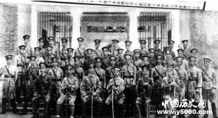 黄埔军校第二期学员名单_黄埔军校第二期名单及结局