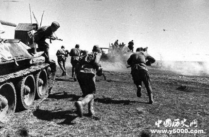 二战中的斯大林格勒战役究竟有多惨烈