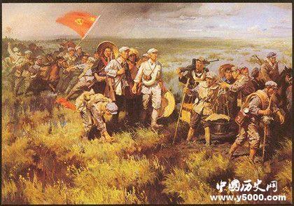 红军西征是谁决定的_红军西征受谁的指挥_红军西征决策人是谁_中国历史网
