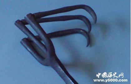 兵器挝图片_兵器挝的种类_铁挝兵器图片