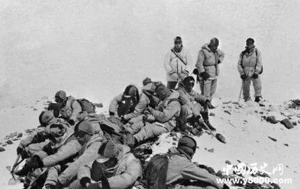 新中国第一次登珠峰__中国第一次登珠峰过程_1960中国登珠峰真相