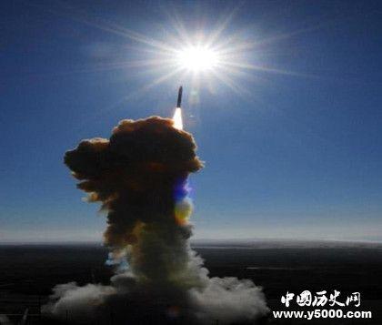 世界十大导弹_世界十大导弹排名_世界导弹实力排名_中国历史网