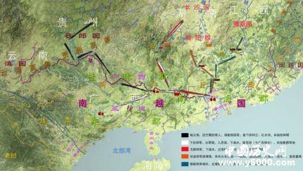 廣東什么時候并入中國_廣東什么朝代并入中國_廣東什么時候屬于中國的