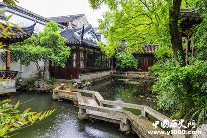 苏州拙政园名字的来历_为什么取名叫拙政园_苏州拙政园的由来_中国历史网