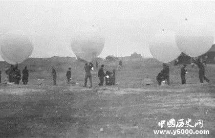 二战日本气球炸弹_日本热气球轰炸美国_二战日军气球