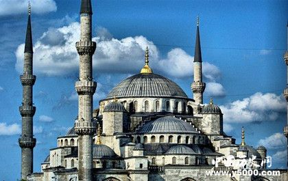 土耳其蓝色清真寺_蓝色清真寺旅游景点介绍_土耳其旅游_中国历史网