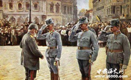 奥匈帝国解体几个国家_奥匈帝国为什么会解体_奥匈帝国现在是哪个国家