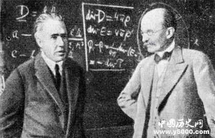 玻尔对于物理的贡献_玻尔贡献成就有哪些_波尔有什么成就