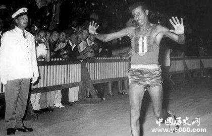 阿贝贝比基拉的生平事迹_赤脚奥运冠军_奥运会光脚夺冠