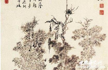 扬州八怪的绘画风格_扬州八怪绘画艺术特点_扬州八怪是哪八个人_中国历史网