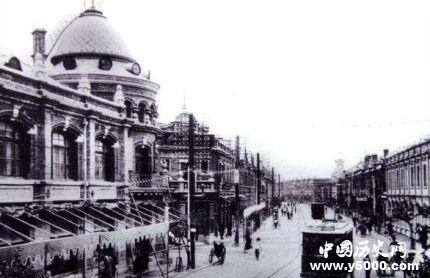 中国租界最多城市是哪里_中国租界面积最大的城市