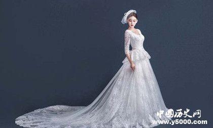 婚纱的简介_婚纱的起源_婚纱的故事