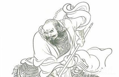 邓元觉的介绍_鲁智深VS邓元觉_邓元觉和鲁智深谁厉害