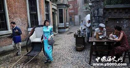 上海弄堂攻略_上海弄堂哪儿最有特色_上海有名的弄堂_中国历史网