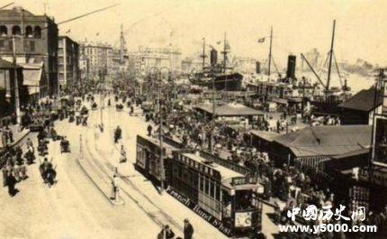 上海租界历史_以前上海为什么有租界_上海租界什么时候结束的