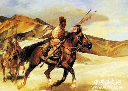 张骞出使西域带回来了什么_丝绸之路张骞带回来哪些产品_中国历史网