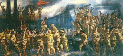 国共内战三大战役顺序_三大战役哪个最难打_三大战役国共伤亡对比