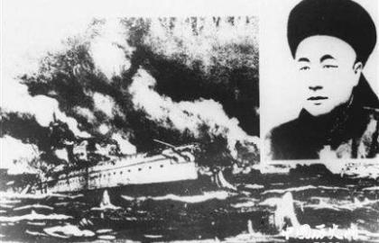 中日黄海海战:中日双方海军的决战