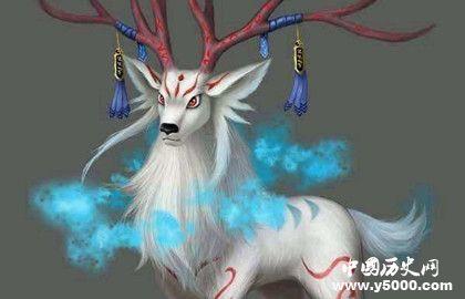 神兽白泽的能力_白泽神兽的传说_上古神兽白泽