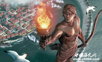 罗德岛太阳神像有什么传说_罗德岛太阳神像的传说_罗德岛太阳神像的传说是什么_中国历史网