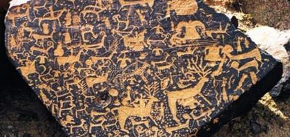 非洲原始岩画是出自本土吗_非洲原始岩画是不是出自本土_非洲原始岩画是出自哪里_中国历史网