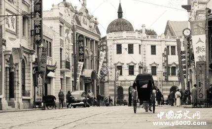 公共租界什么意思_上海公共租界在哪里_公共租界什么时候消失的