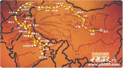 历史中唐玄奘西天拜见了谁_真实的唐玄奘去西天拜见谁了_唐玄奘在西天拜见了谁_中国历史网