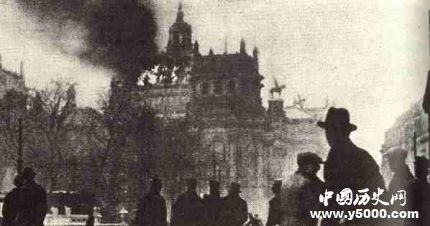 1933年德国国会纵火案始末