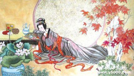杨贵妃之死真相_杨贵妃是怎么死的_杨贵妃真的死在马嵬坡了吗