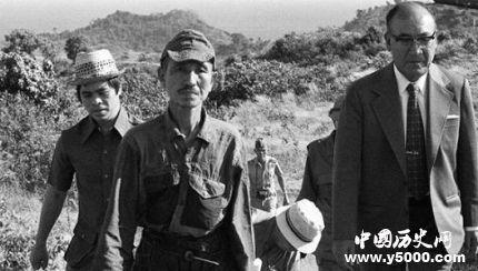 最后投降的日本军人_日本最晚投降的士兵_最后投降的日军