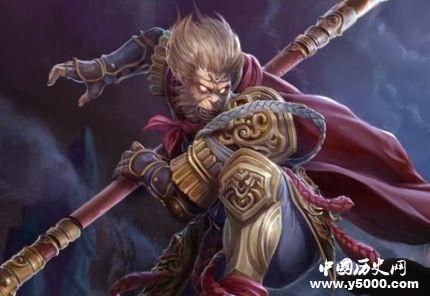 西游記六耳獼猴的武器_六耳獼猴的武器叫什么_六耳獼猴的武器的來歷