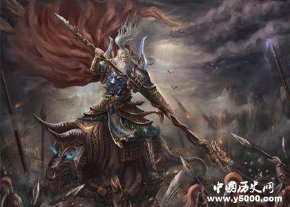 姜子牙是什么神_姜子牙给自己封了什么神_姜子牙是什么神转世_中国历史网