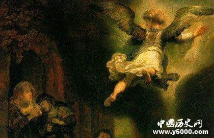 基督教七大天使_七大天使的名字_上帝的天使有哪些