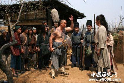 水浒传鲁智深的性格特点_鲁智深人物性格分析_鲁智深的本领特长_中国历史网
