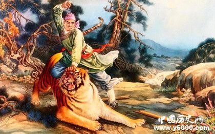水浒传武松的主要事迹_武松的主要事迹概括_武松的故事_中国历史网