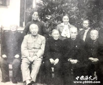延安五老都有哪些_谁被尊称为延安五老_延安五老称谓的由来_中国历史网