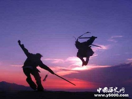 華山論劍是否真的存在_華山論劍是真的嘛_華山論劍是不是真實的_中國歷史網