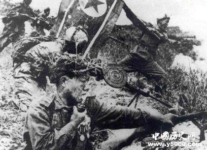 抗美援朝停戰前美軍為何攻打志愿軍_抗美援朝結束前一個小時美軍為什么攻打志愿軍_中國歷史網