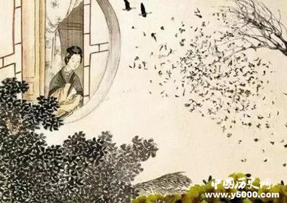 温庭筠的著名诗句_温庭筠最经典的诗句_温庭筠经典古诗大全_中国历史网