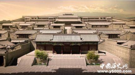 王家大院為什么被稱作紫禁城_王家大院的歷史簡介_王家大院的來歷