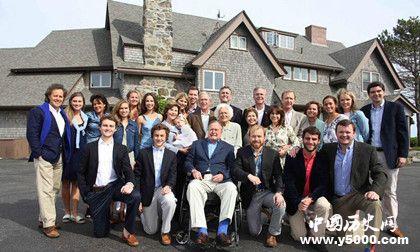 美國布什家族_美國最有權勢的家族_布什家族在美國的地位_中國歷史網
