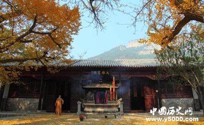 中國四大名寺在哪里_中國四大名寺是哪些_中國四大名寺是什么