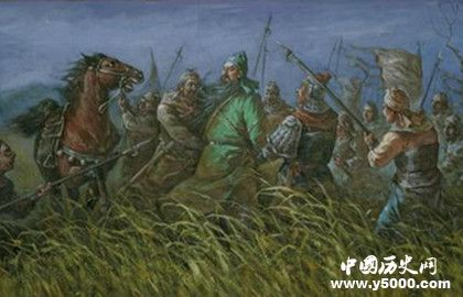 敗走麥城的主人公是誰_敗走麥城的意思_敗走麥城的故事_中國歷史網