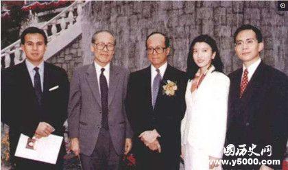 四大家族_香港四大家族有哪些_香港四大家族_中國歷史網