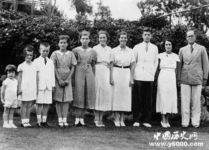 羅斯福家族_羅斯福家族百年史_羅斯福家族現狀_中國歷史網