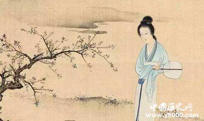 元曲折桂令·春情原文_折桂令·春情徐再思写作背景_折桂令·春情的含义