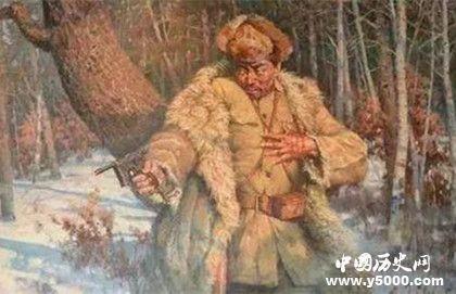 抗日战争的英雄人物_抗日战争的英雄人物事迹有哪些_中国历史网
